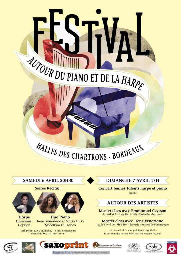 et voilà l'affiche du festival!!! dans festival final